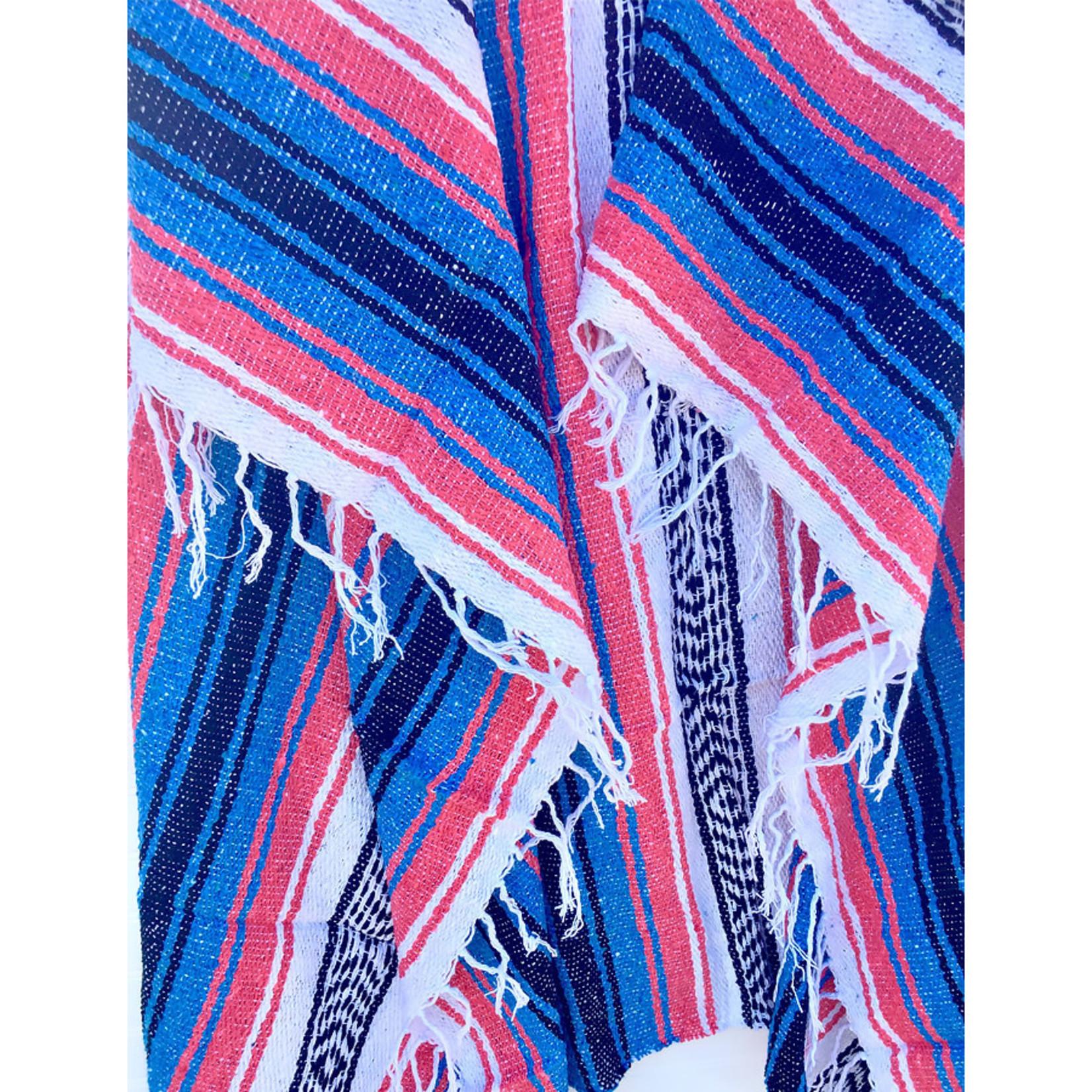 Sea Gypsy California Beach Blanket