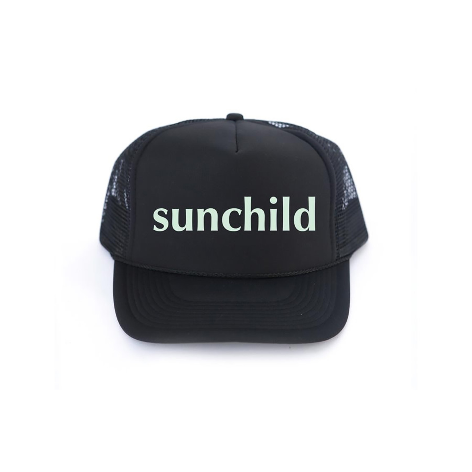 Mothersun and the Captain Youth  Sunchild Trucker Hat