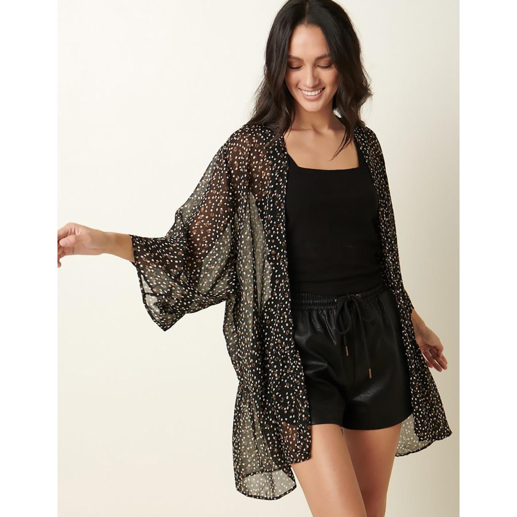 Mittoshop Show Me Your Wild Side Kimono