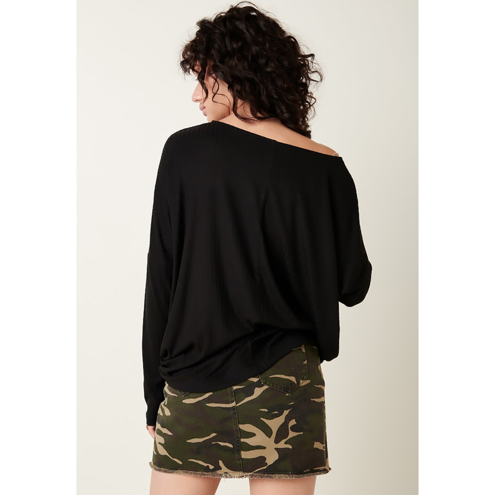Mittoshop Wherever You Go Long Sleeve Top