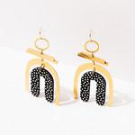 Larissa Loden Dotty Earrings