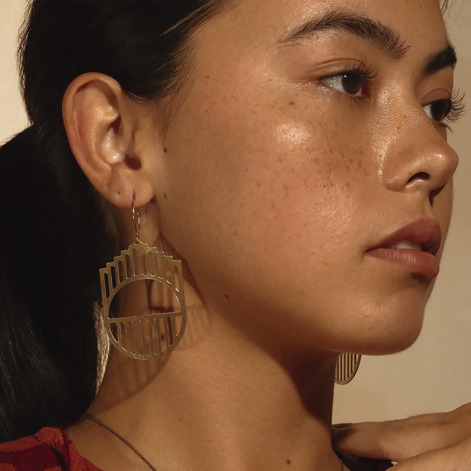 Larissa Loden Kara Earrings
