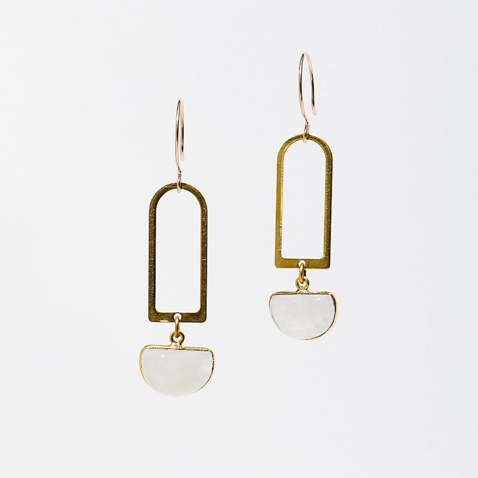 Larissa Loden Casablanca Earrings