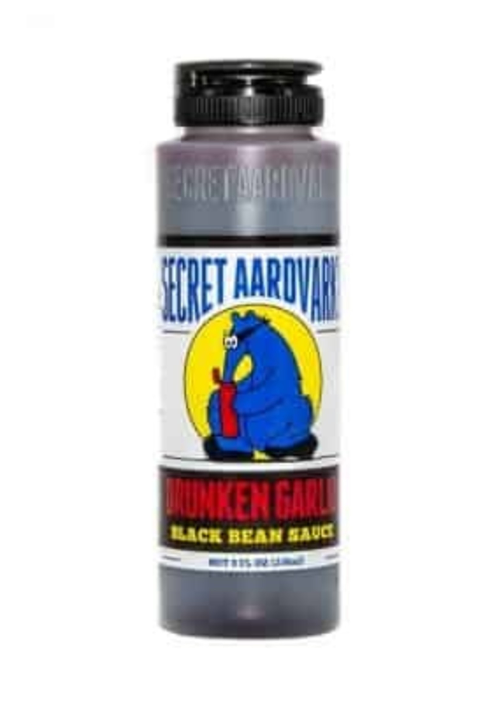 Secret Aardvark Trading Co Drunken Garlic Black Bean Sauce