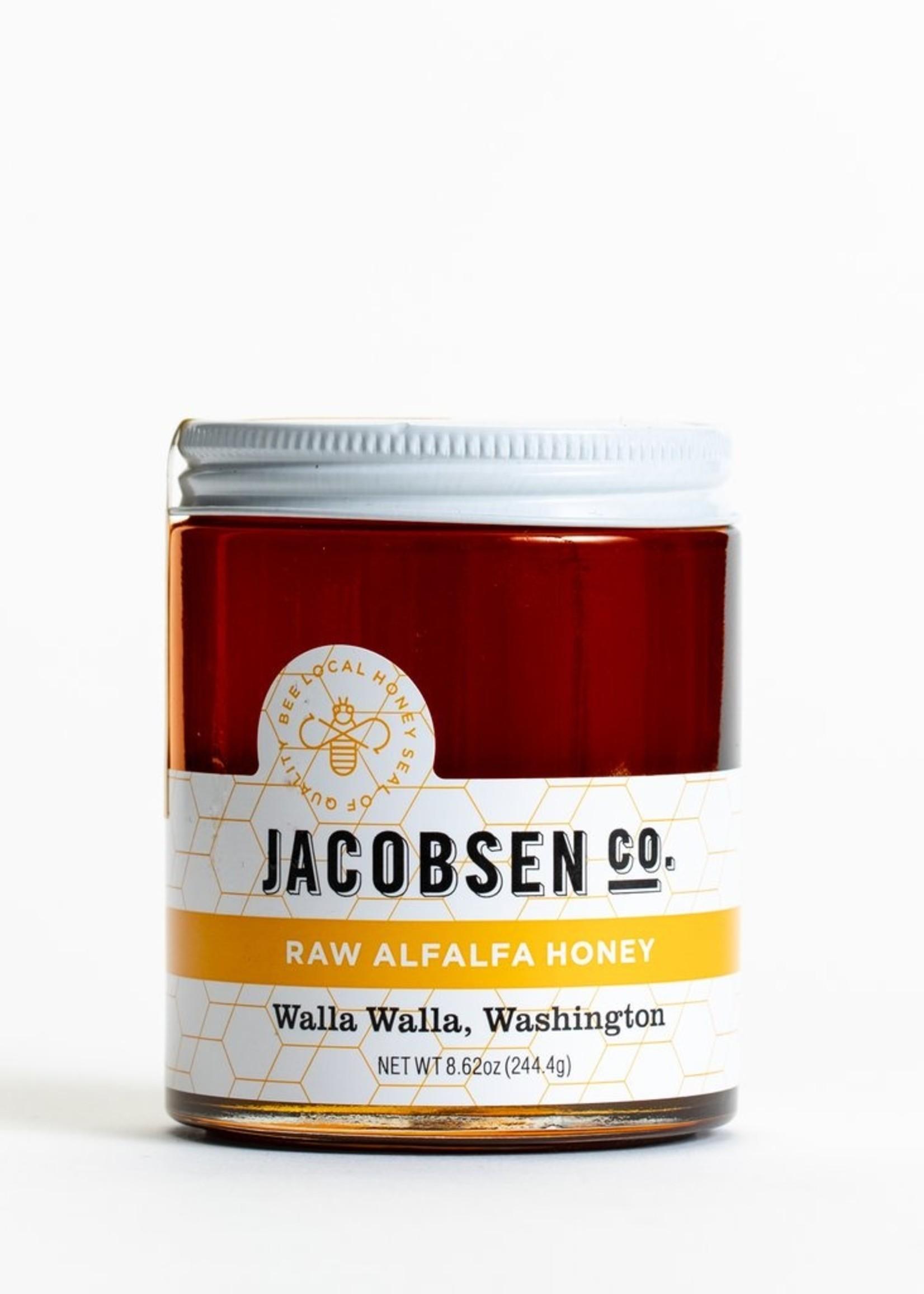 Jacobsen Salt Co Bee Local Honey