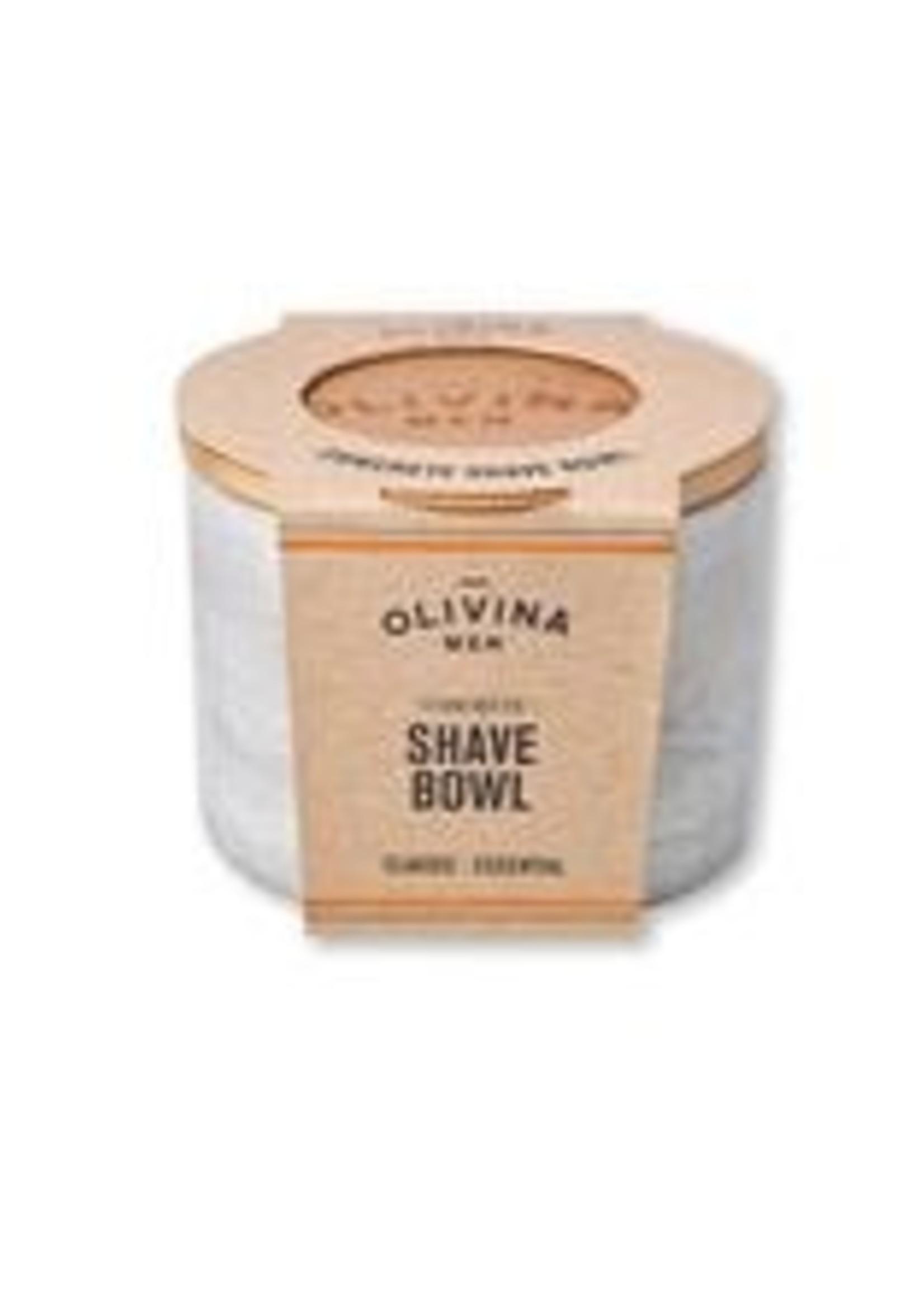 Olivina Olivina Shave Bowl