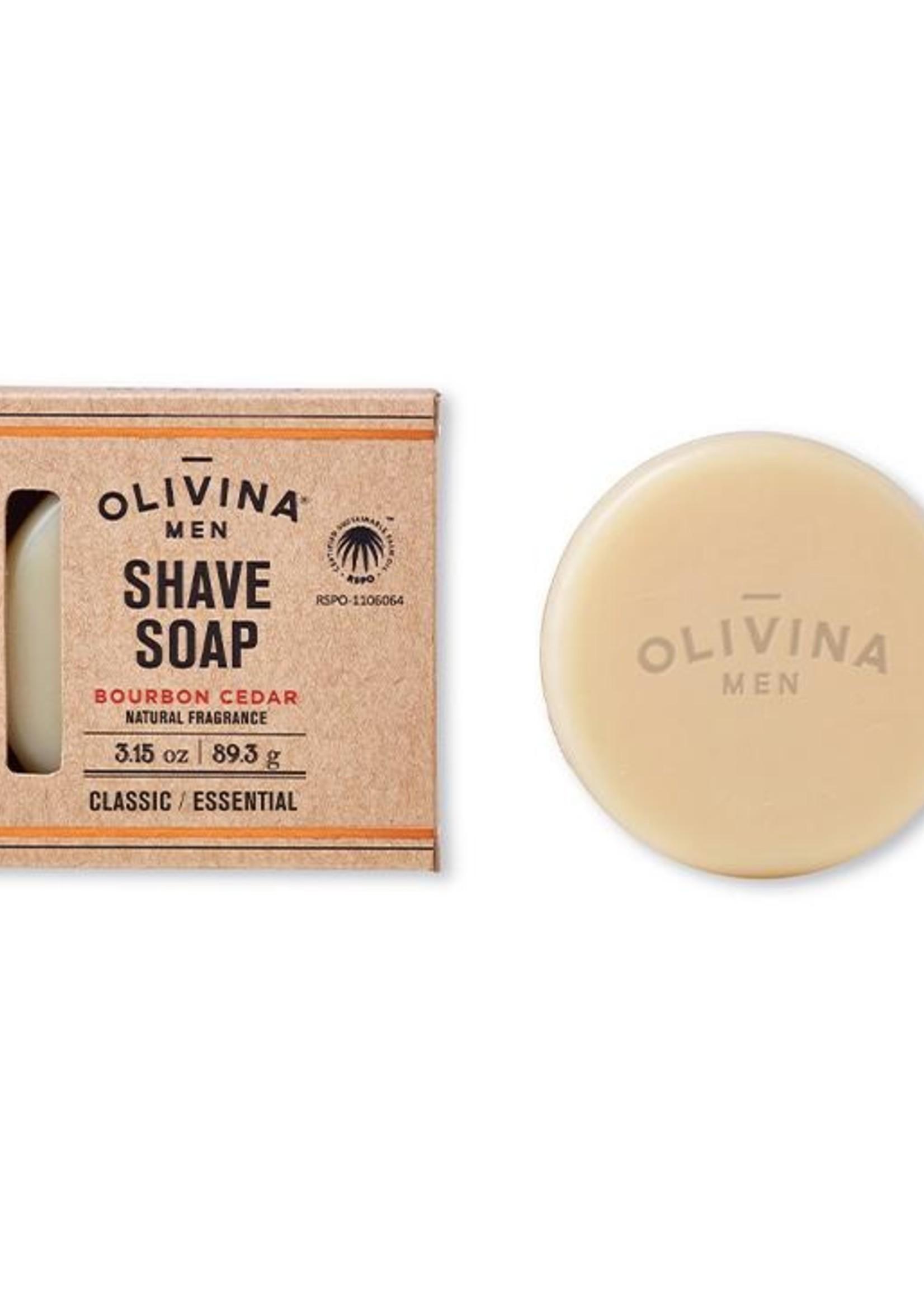 Olivina Olivina 3.15oz Shave Soap