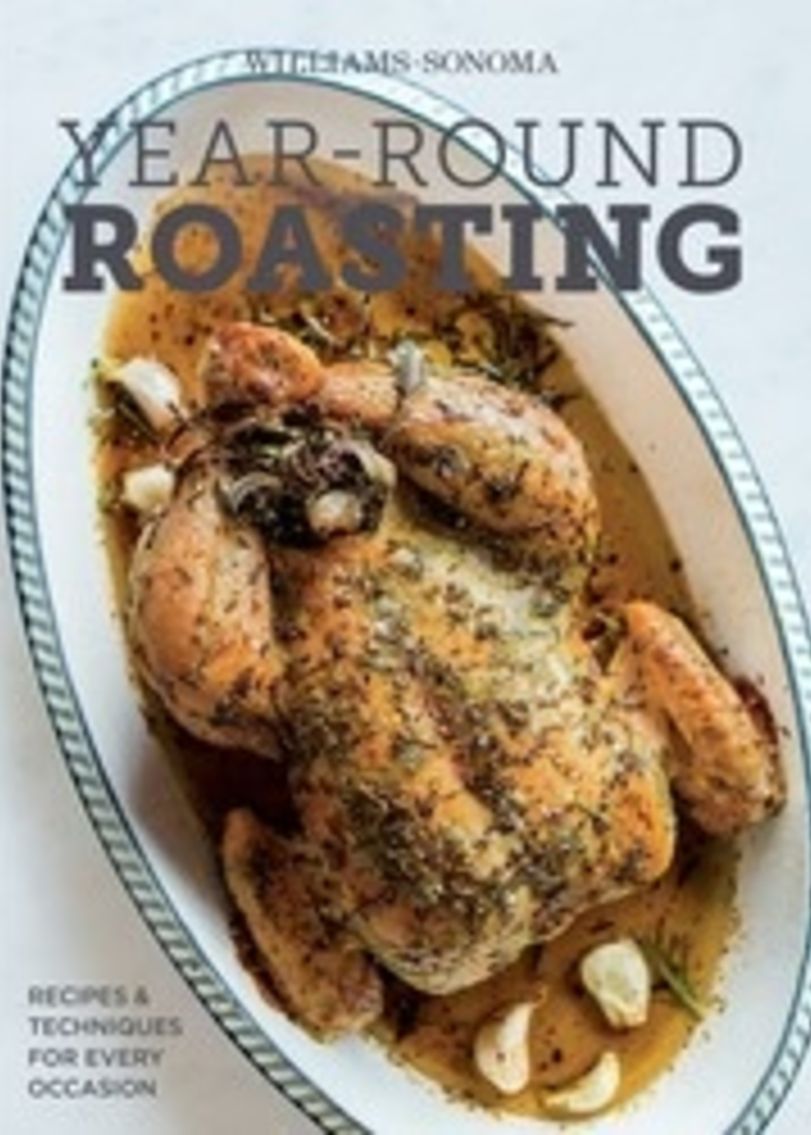 Simon and Schuster Year Round Roasting