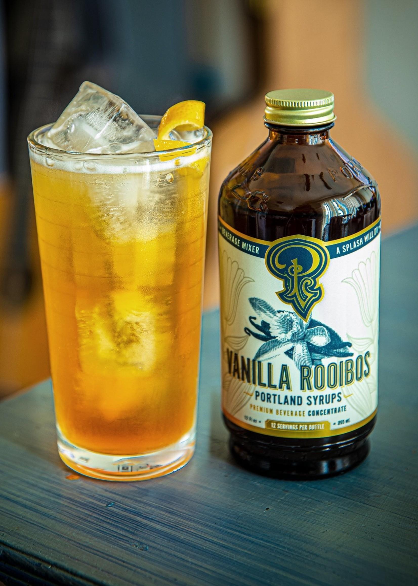 Portland Syrups Vanilla Spice Roobois Syrup