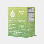 Copper Cow Coffee Copper Cow Matcha Tea Latte
