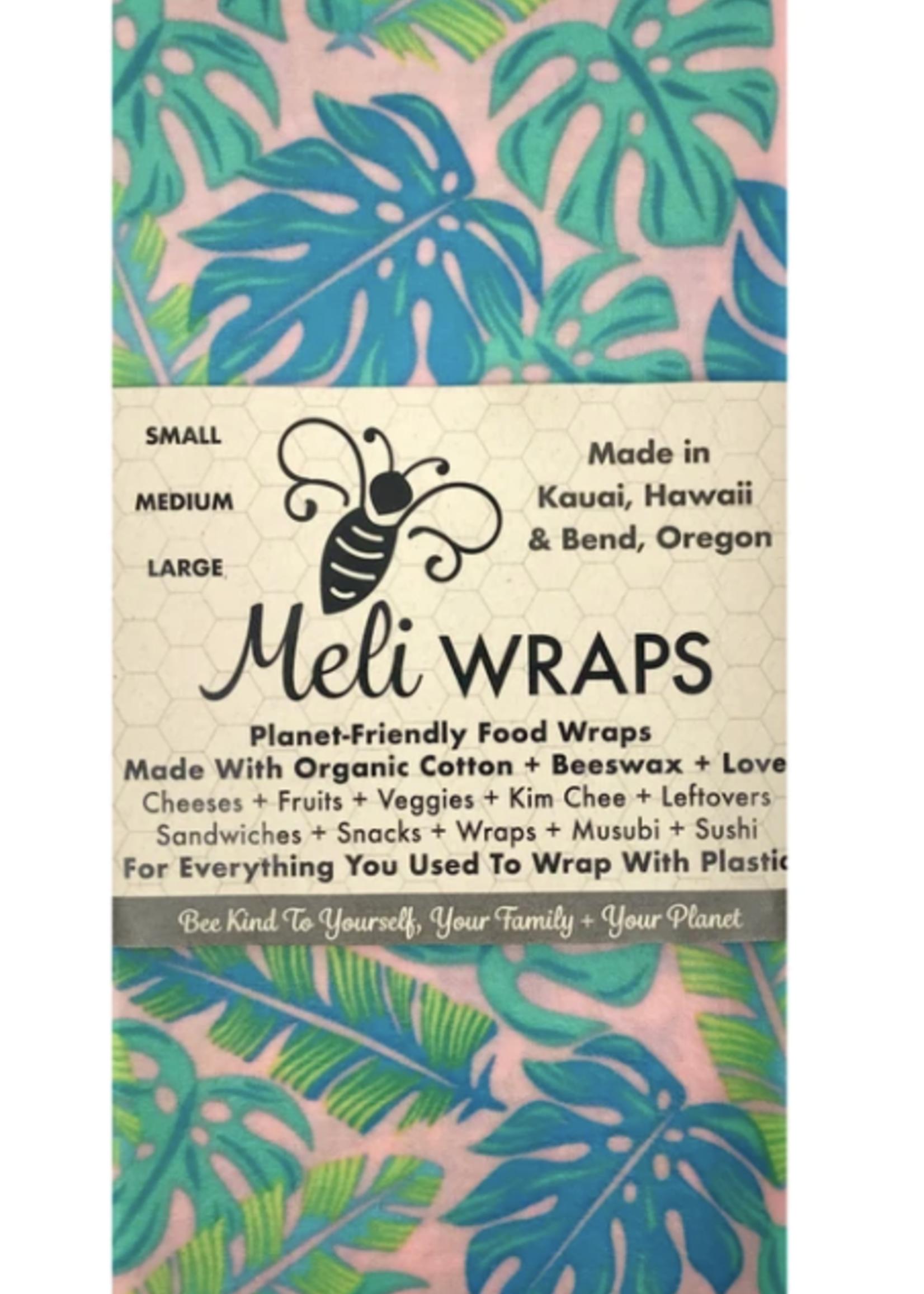 Meli Wraps Meli Wraps 3 Pack