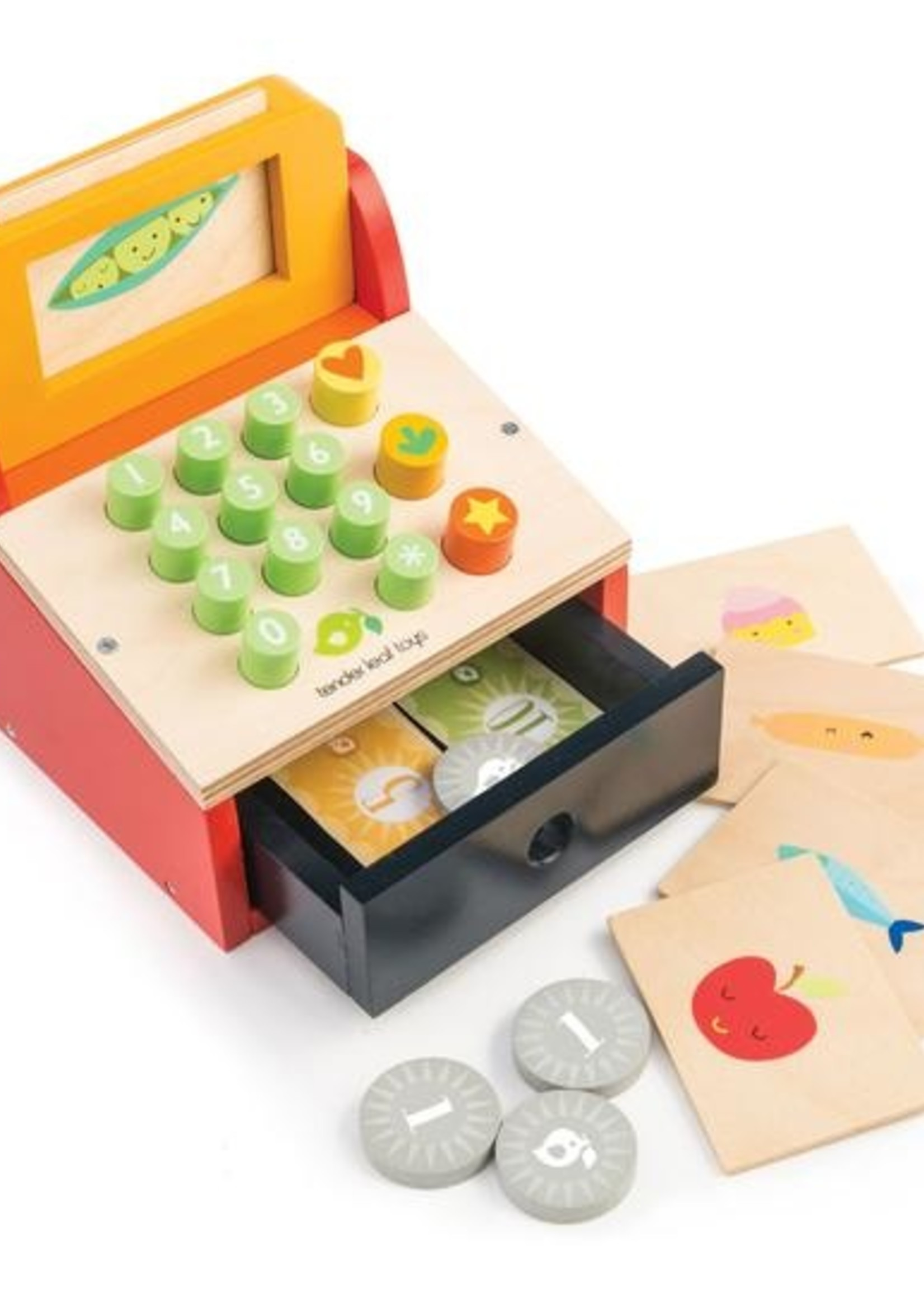 Tender Leaf Toys Till W/Money