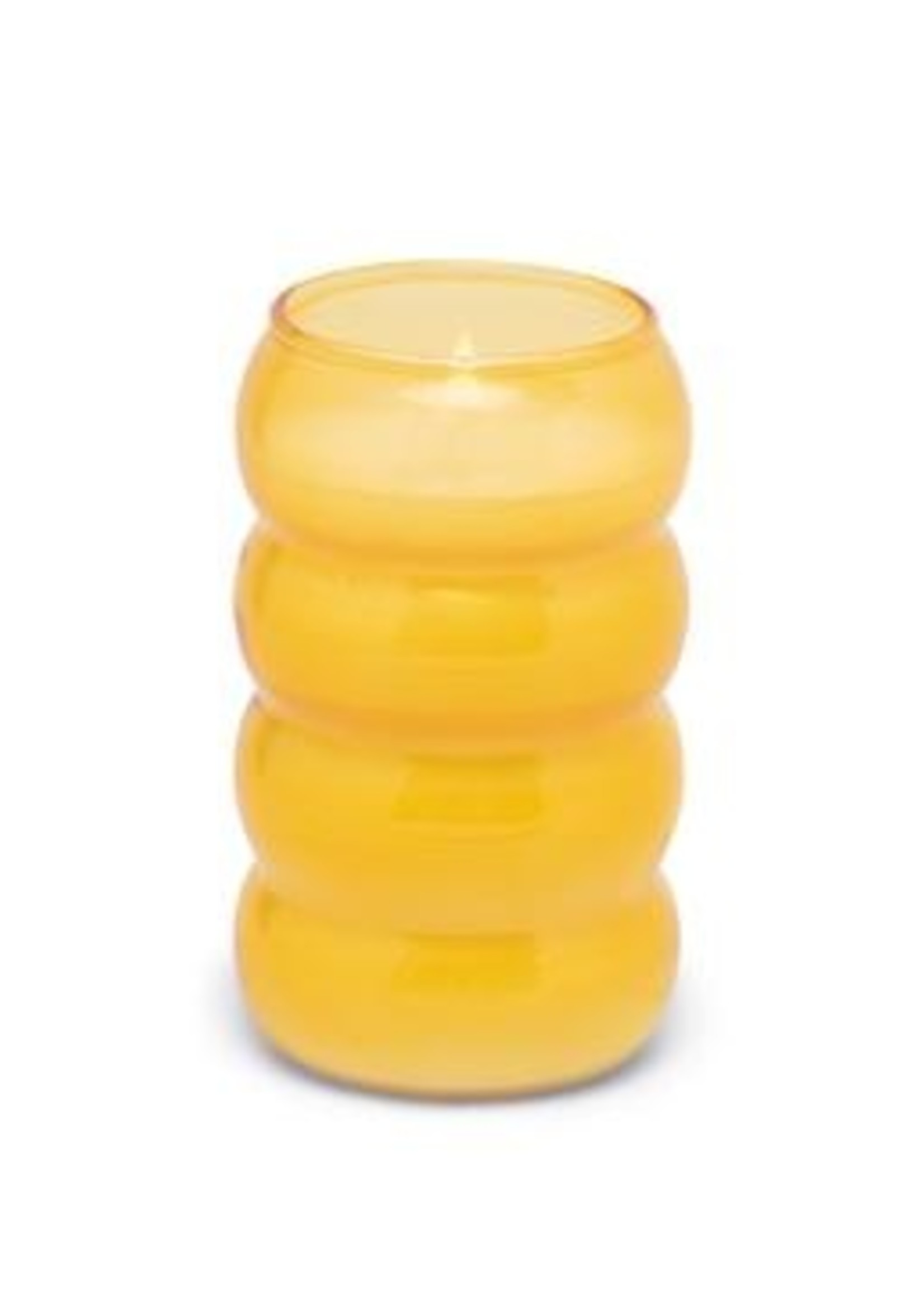 Paddywax 12oz Bubble Ribbed Glass