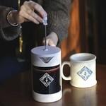 Piper and Leaf Tea Leaf Brew Press