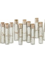 Sugarboo Designs Glass Vial W/ Cork Individual
