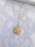 Joya Zodiac Necklace