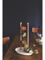 The Floral Society Taper Candle Pair