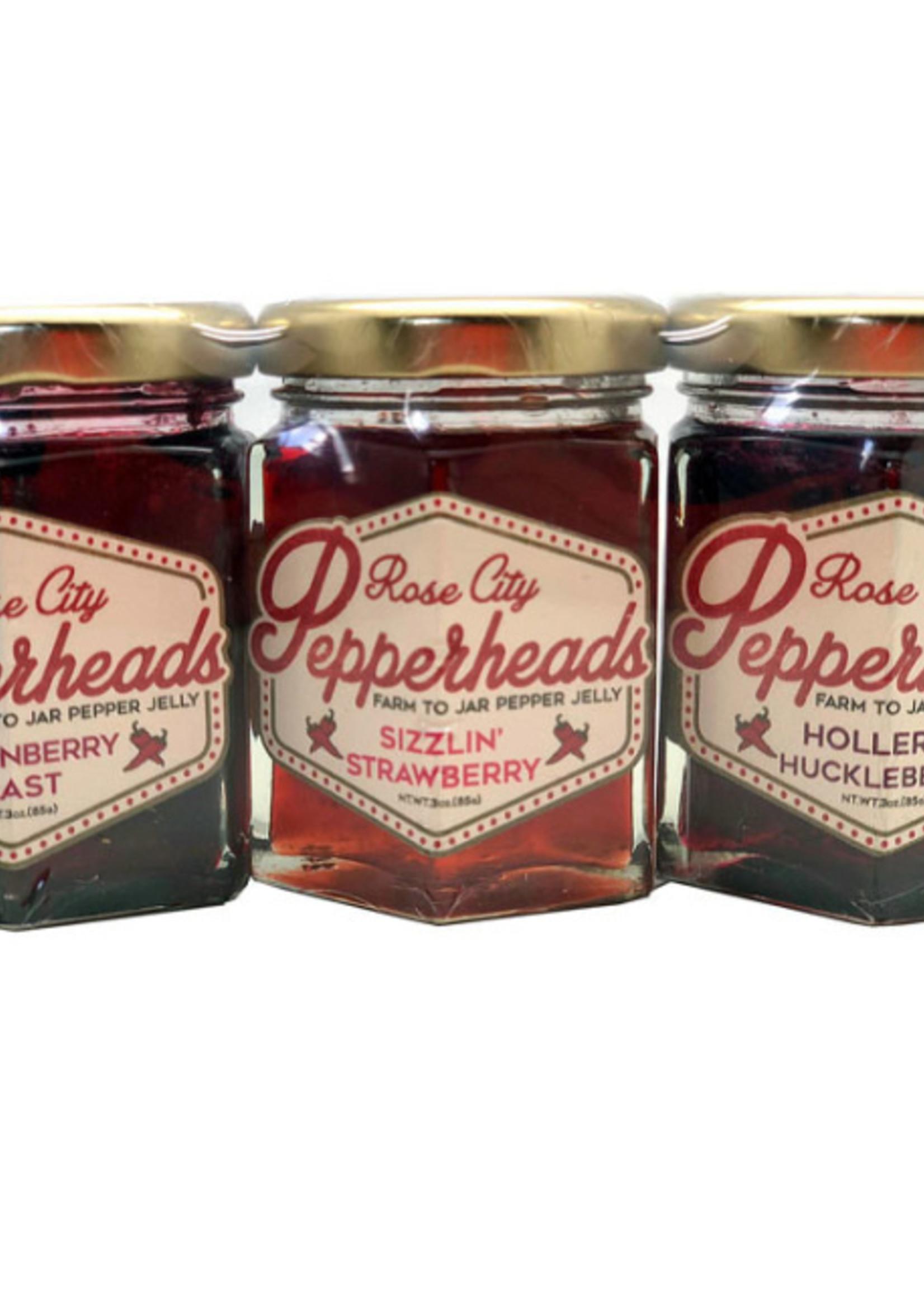 Rose City Pepperheads Pepper Jelly Mini