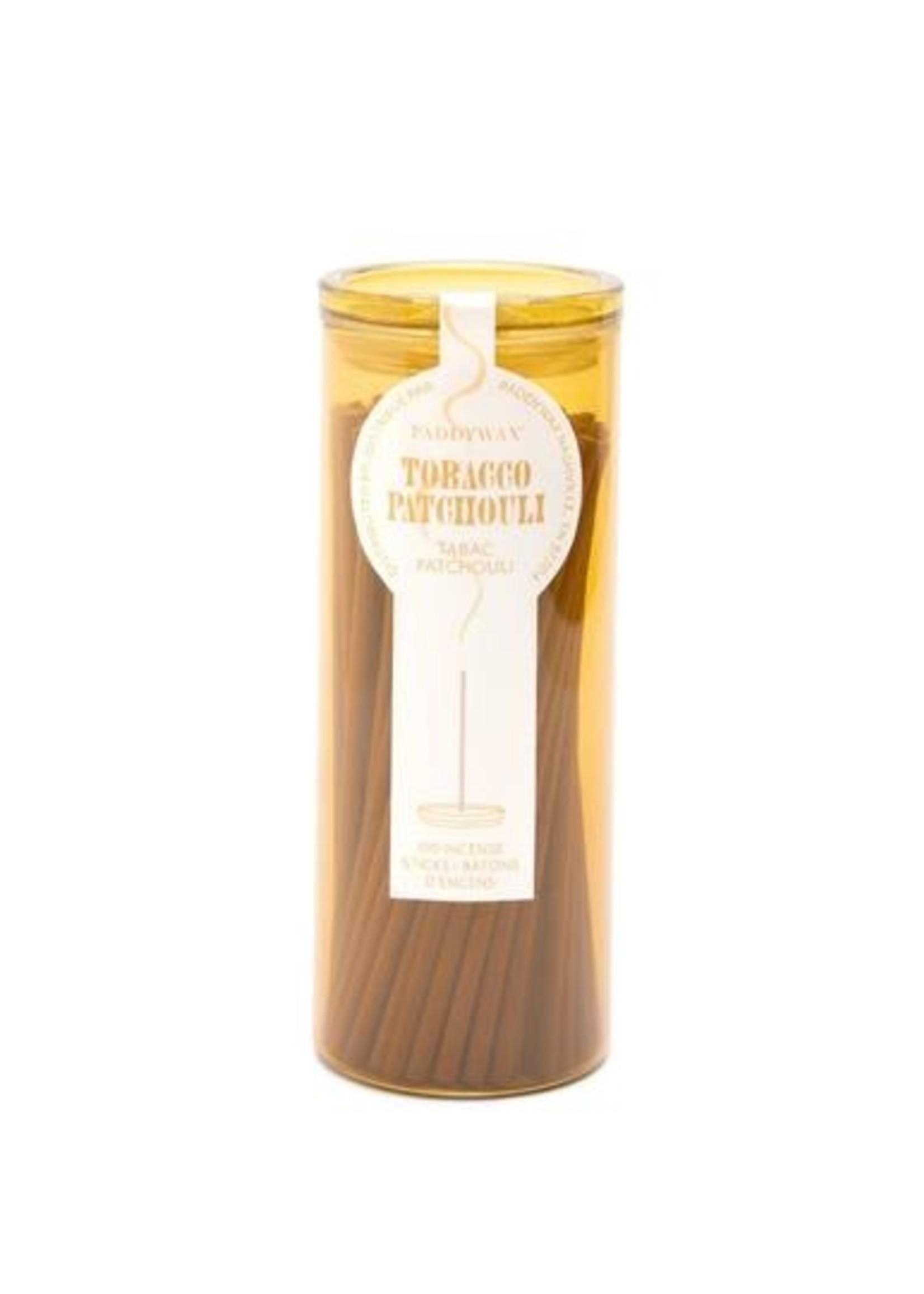Paddywax 100 Incense Sticks W/ Jar