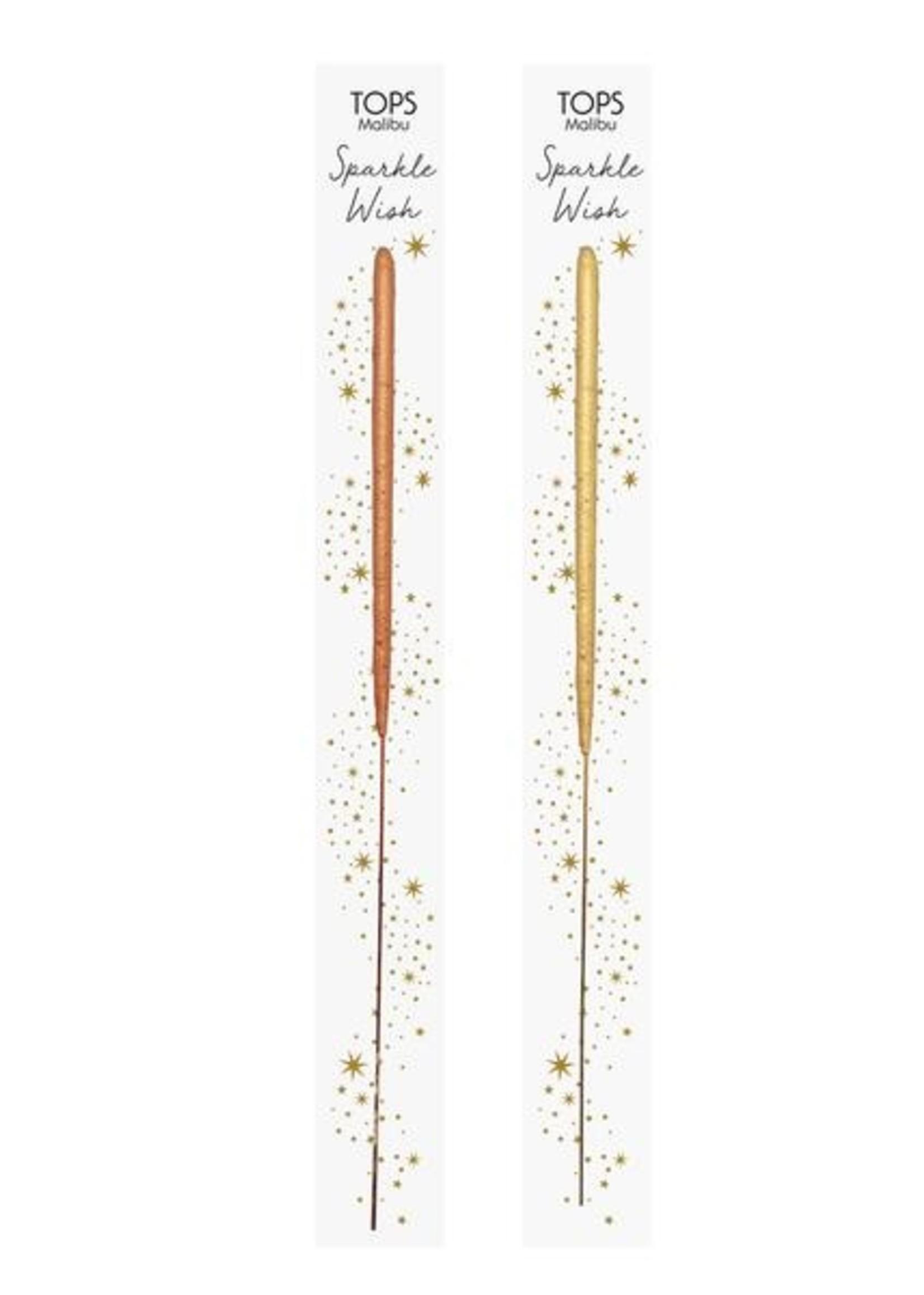 Tops Malibu Inc Single Wish Sparkler