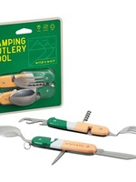 Wild and Wolf Inc Camping Cutlery Spoon