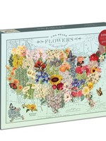 Hachette Book Group USA Flowers Puzzle