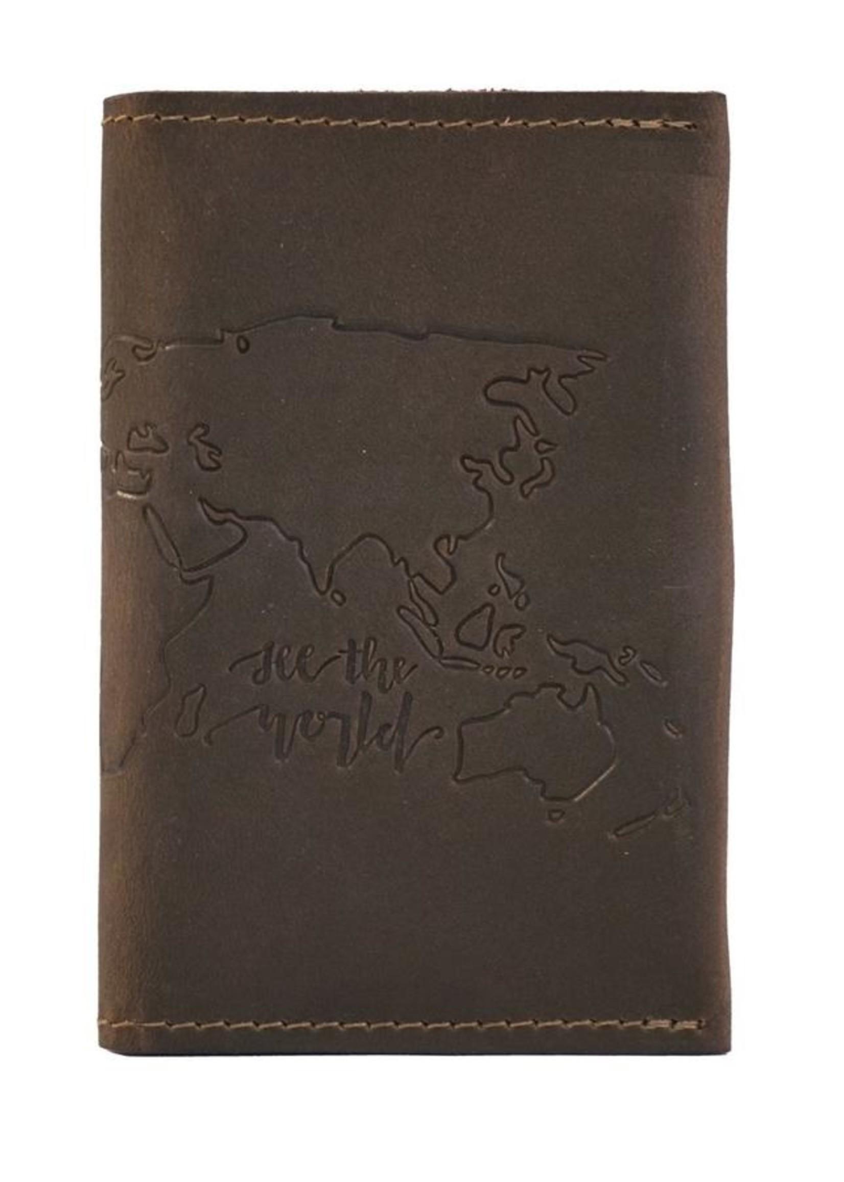 Rustico Grant Travel Wallet