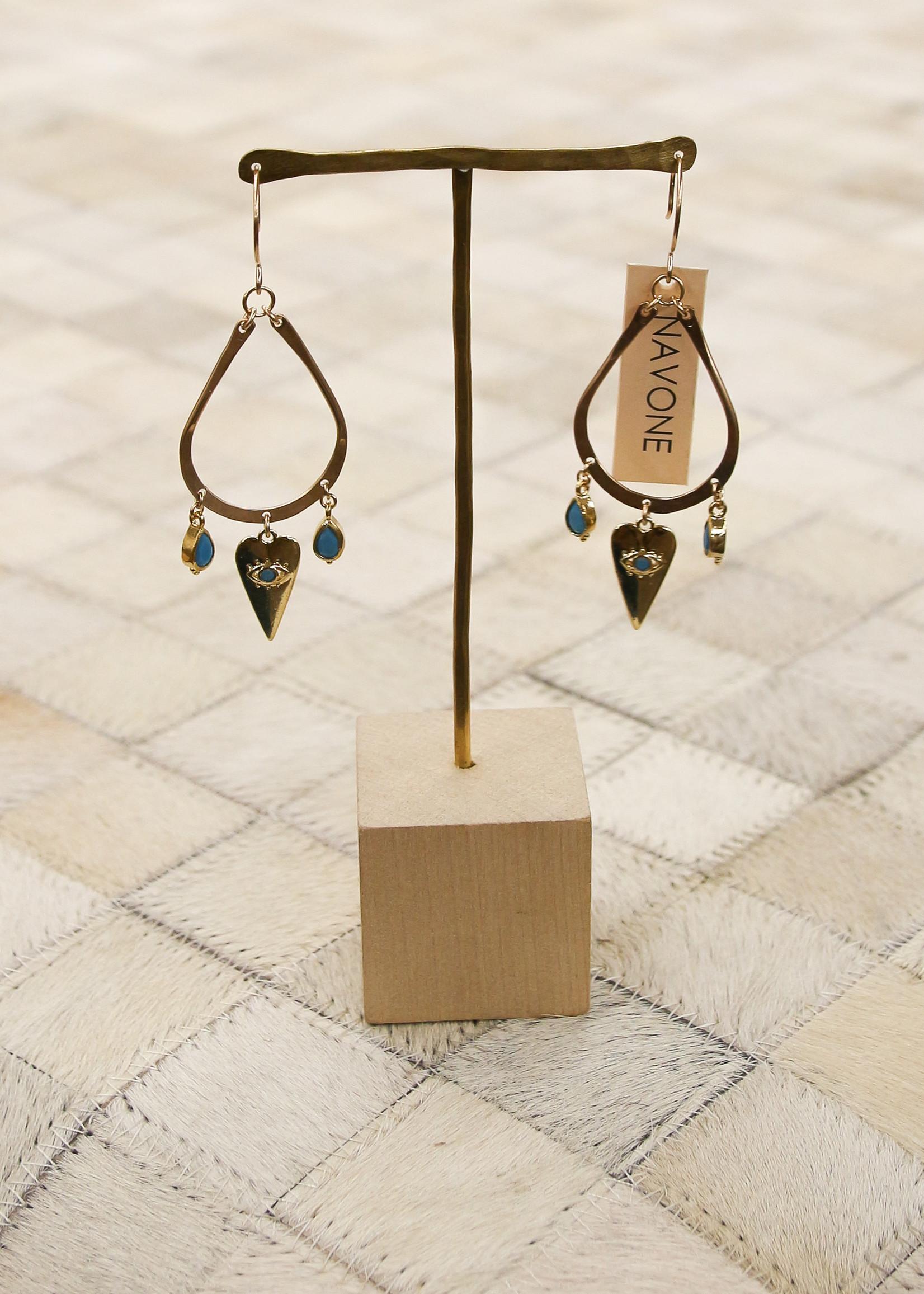Navone Jewelry Sammy Earrings