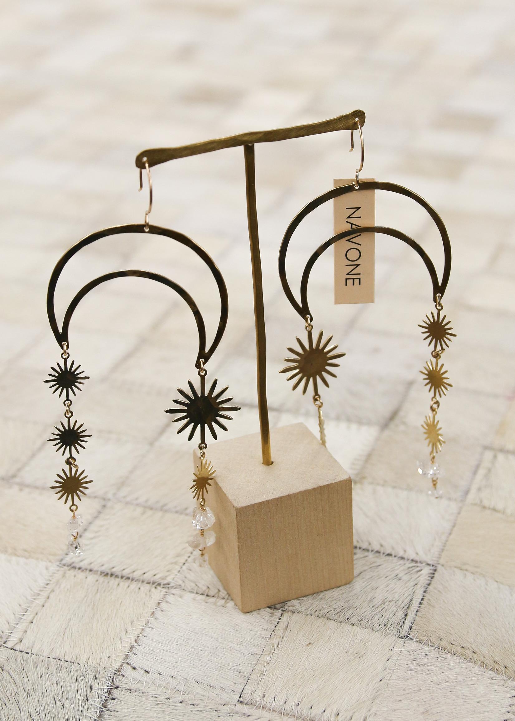 Navone Jewelry Constellation Earrings