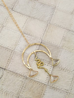 Navone Jewelry Serpent Necklace