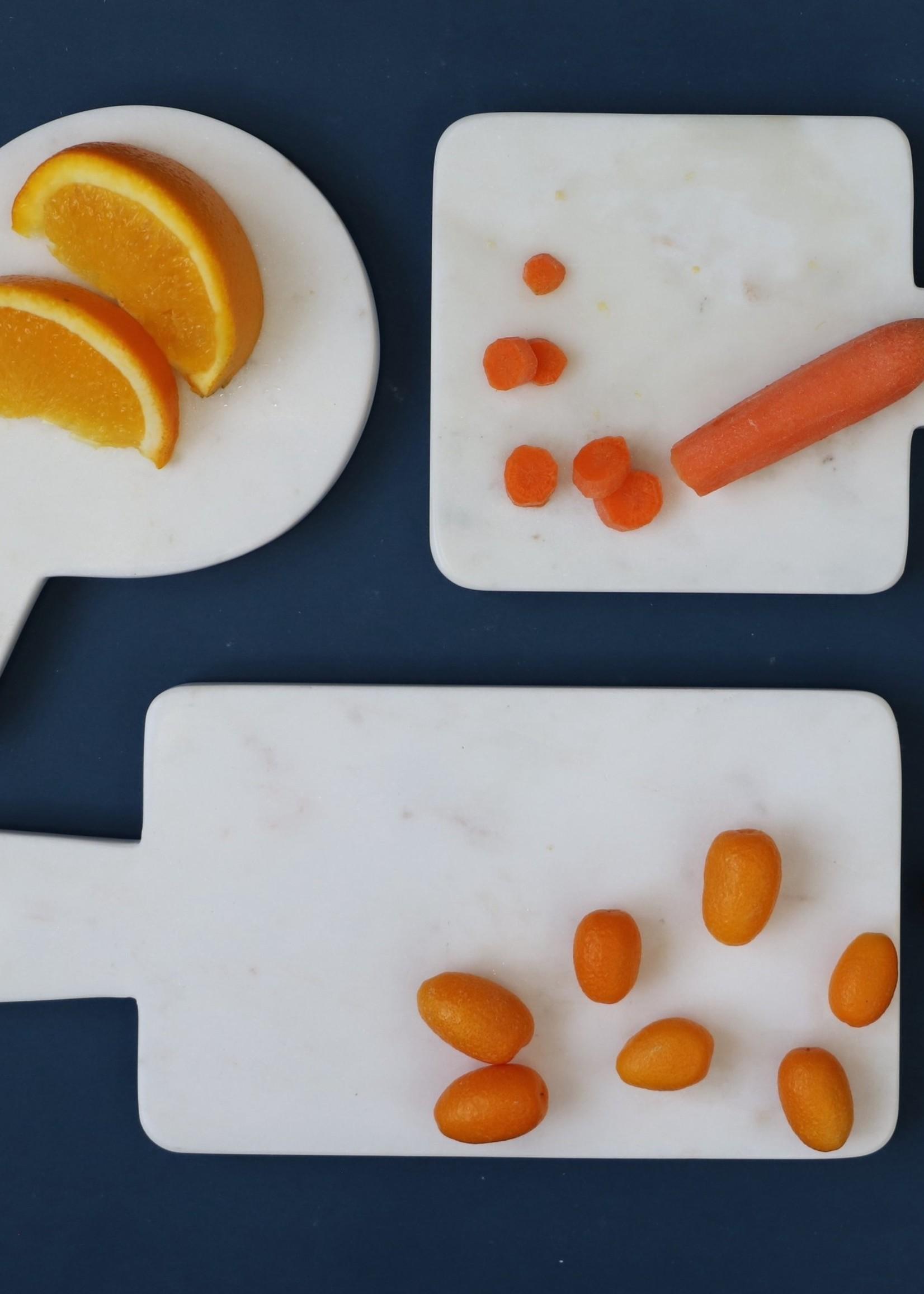 Be Home Inc Mini Marble Rectangular Board