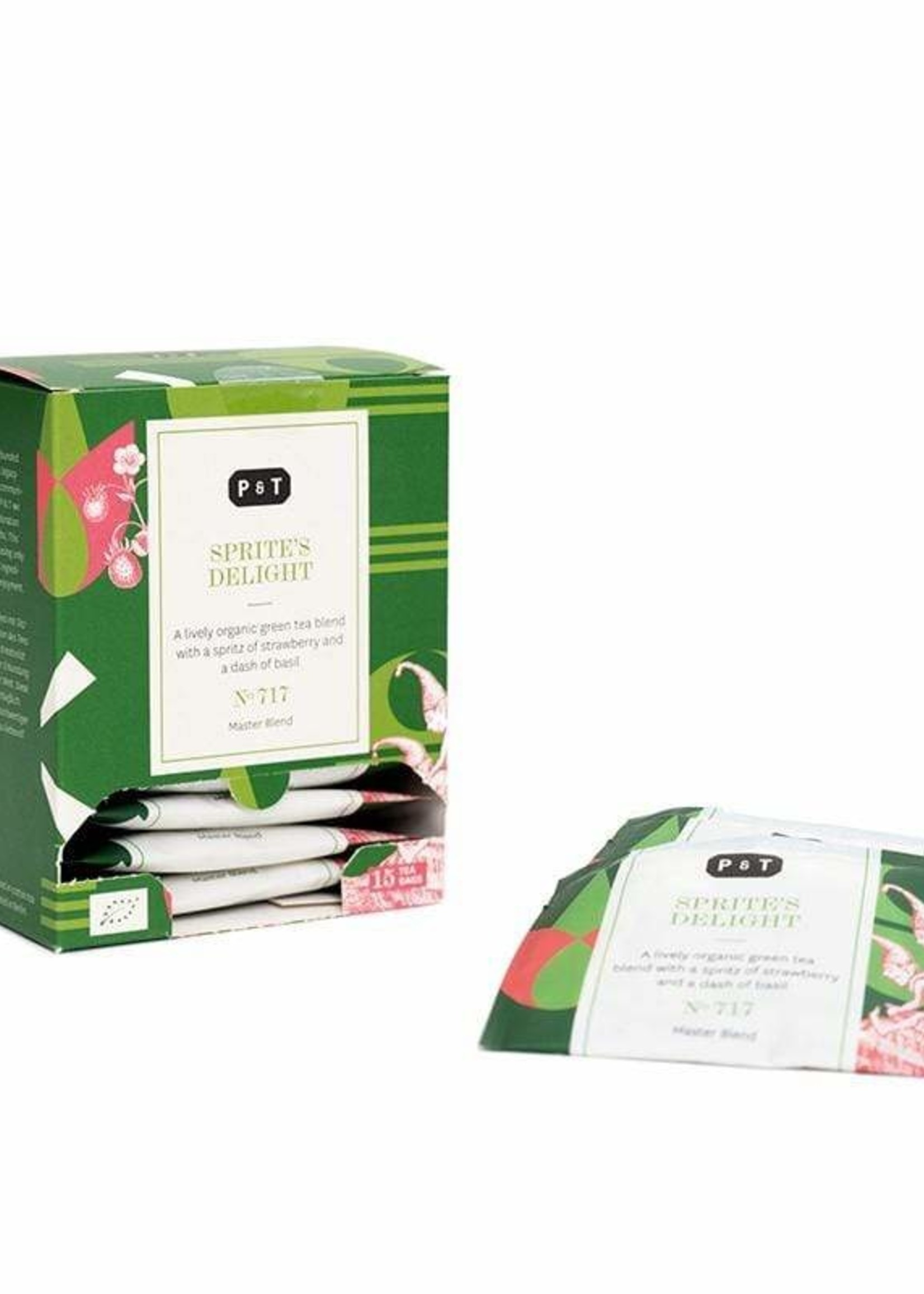 Paper and Tea Sprites Delight No. 717