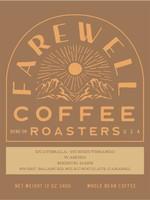 Farewell Coffee Roasters Farewell Coffee  Guatemala