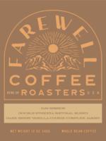 Farewell Coffee Roasters Farewell Coffee Jam Session