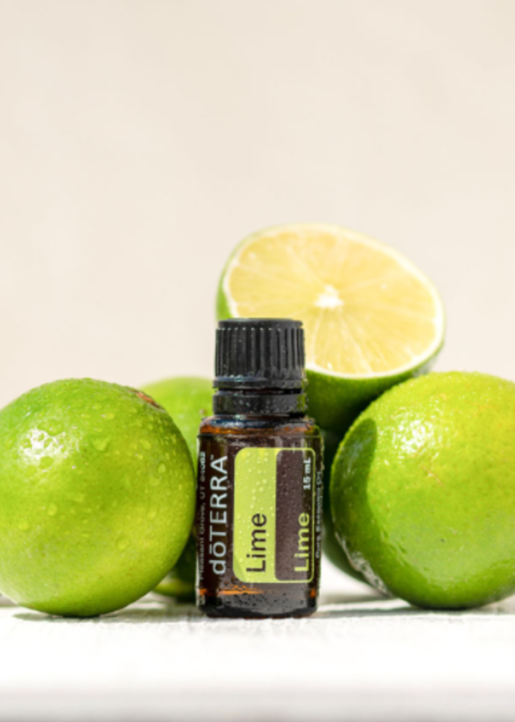 doTERRA Doterra - citron vert (lime)