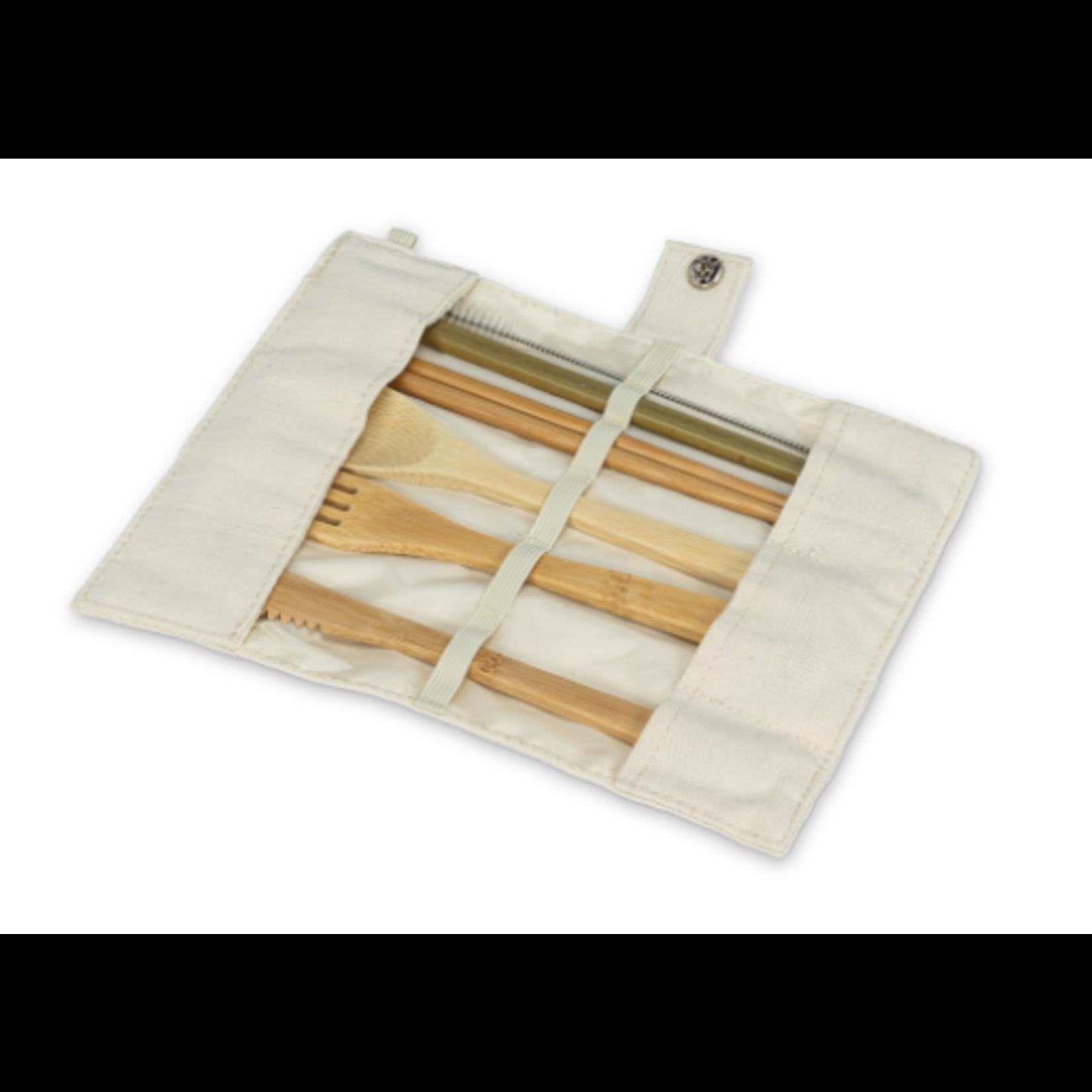 ABBOTT Ustensiles Bambou