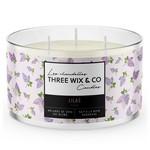 Three wix & co Lilas - Three wix & co
