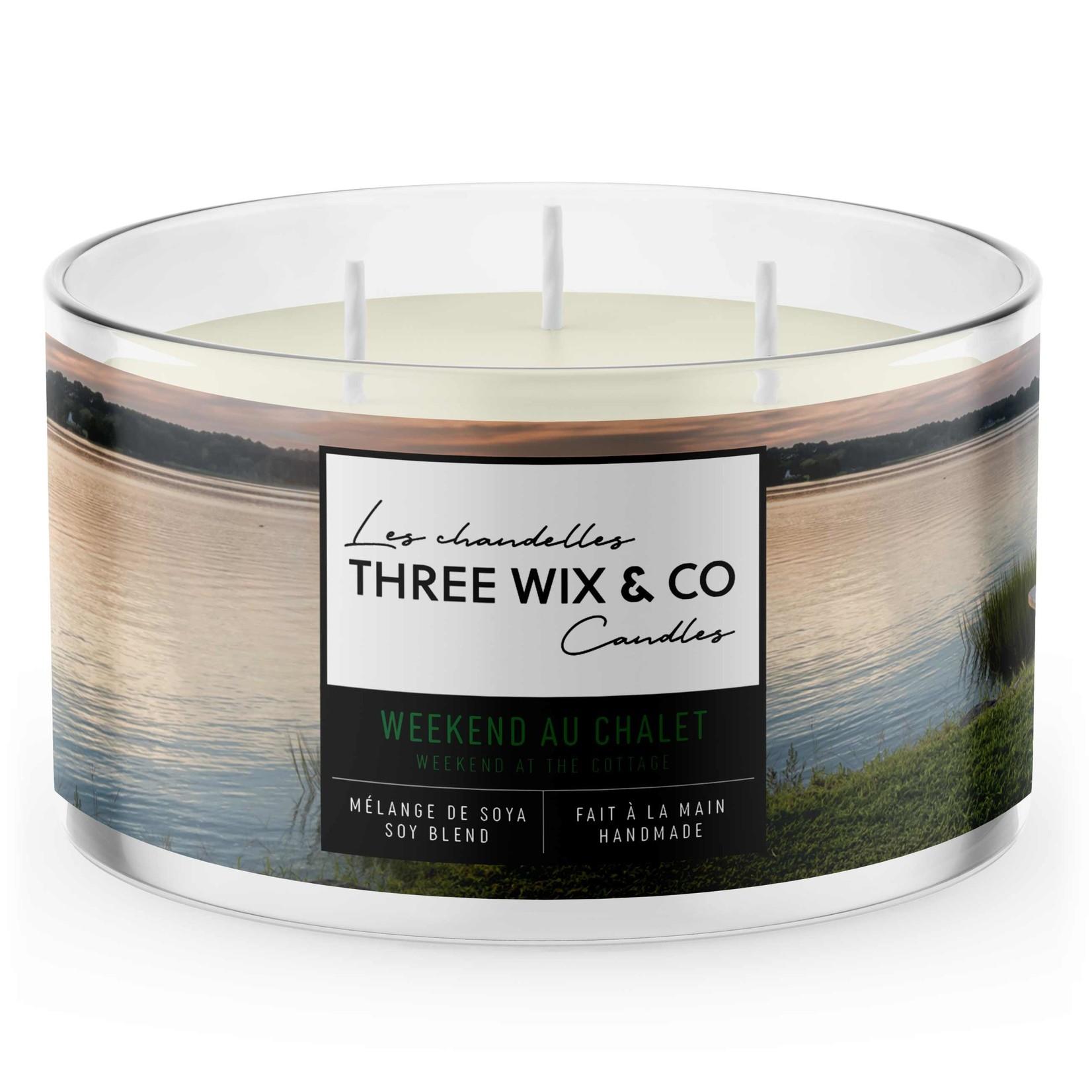 Three wix & co Weekend au chalet - Three wix & co