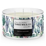 Three wix & co Cactus blossom - Three wix & co