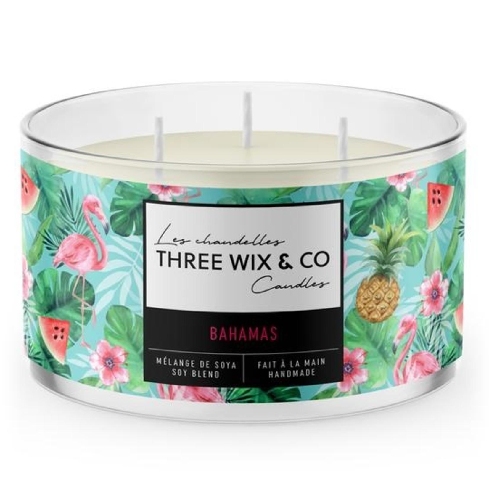 Three wix & co Bahamas - Three wix & co