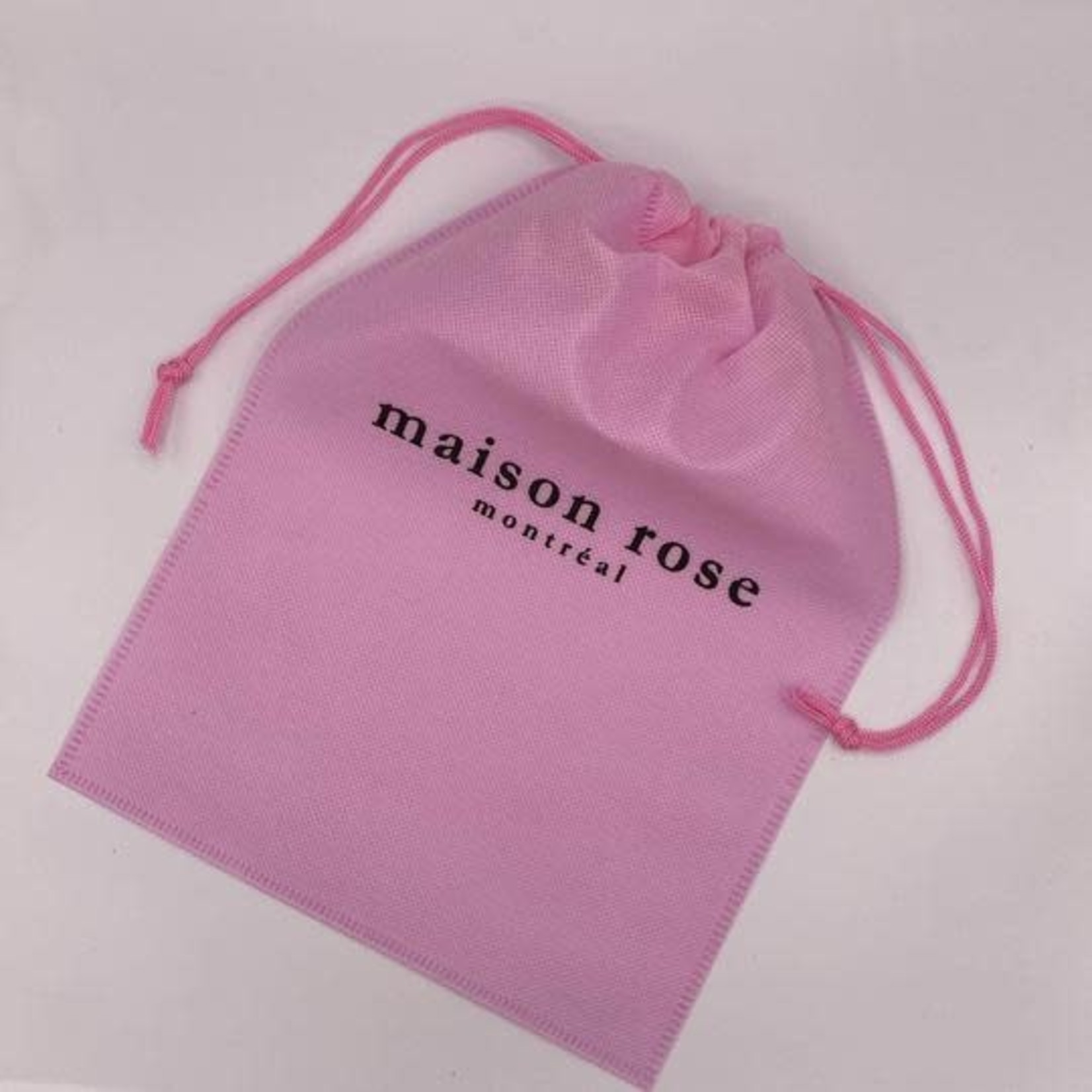 Maison rose - Bombe rose quartz