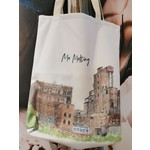 Ma malting tote bag - Chloo création