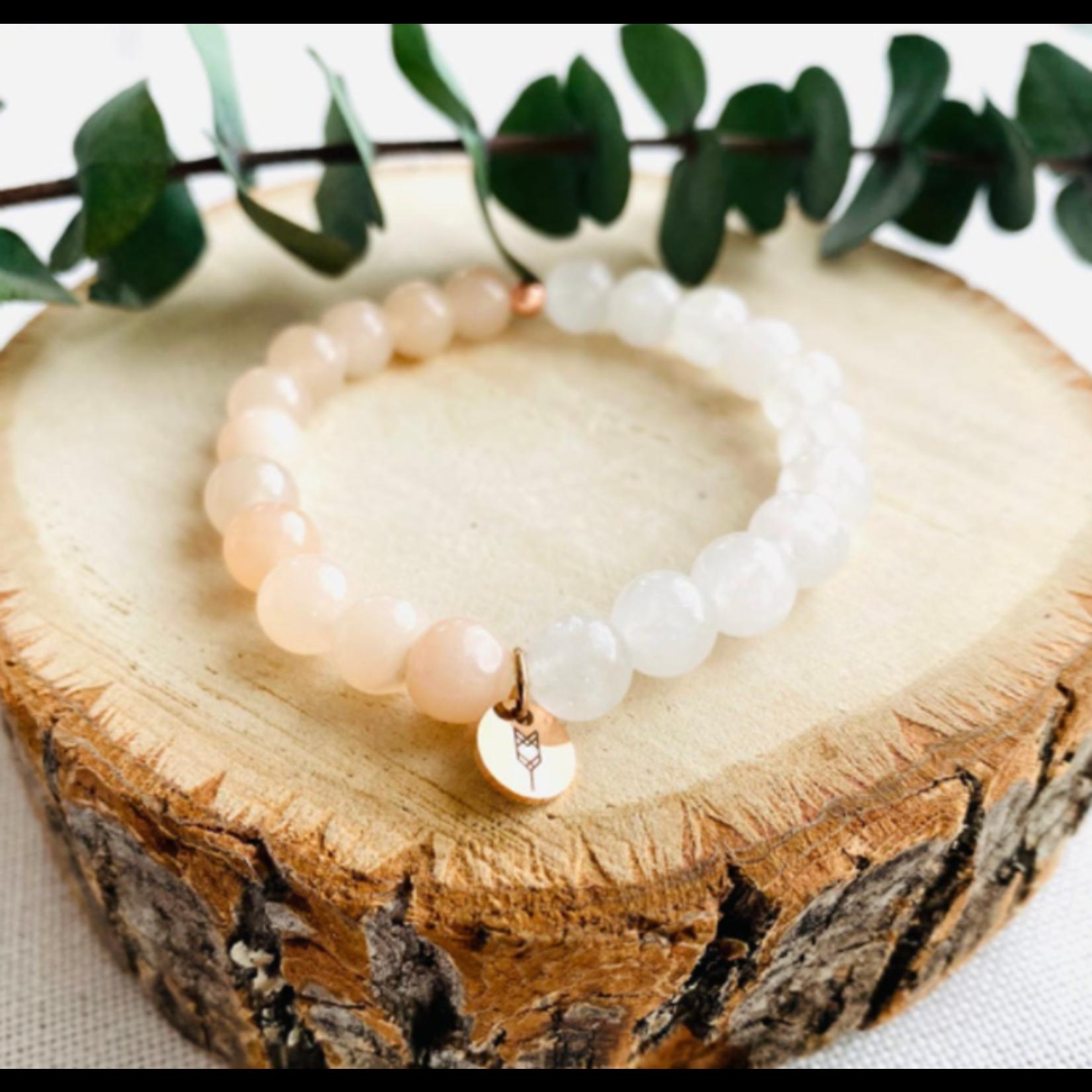 Soeur Fléchée Soeur fléchée - Bracelet i am abundant