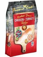 Fussie Cat Fussie Cat Market Fresh Chicken/Turkey 10lbs