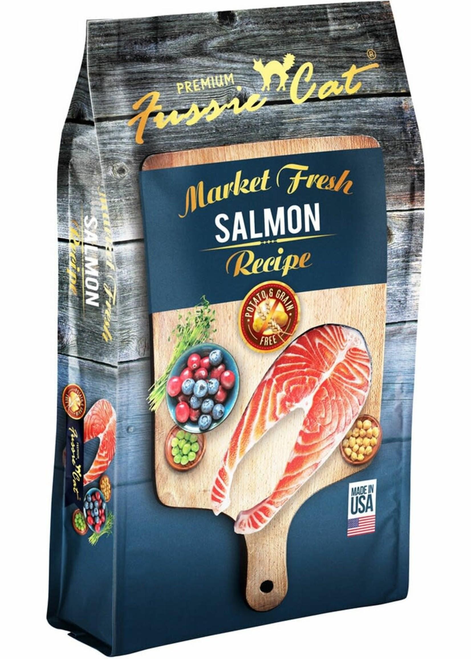 Fussie Cat Fussie Cat Market Fresh Salmon 2lbs