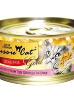 Fussie Cat Fussie Cat Super Premium Chicken w/Egg in Gravy 2.82oz