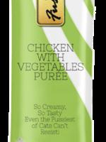 Fussie Cat Fussie Cat Chicken w/Vegetables Puree 0.5oz