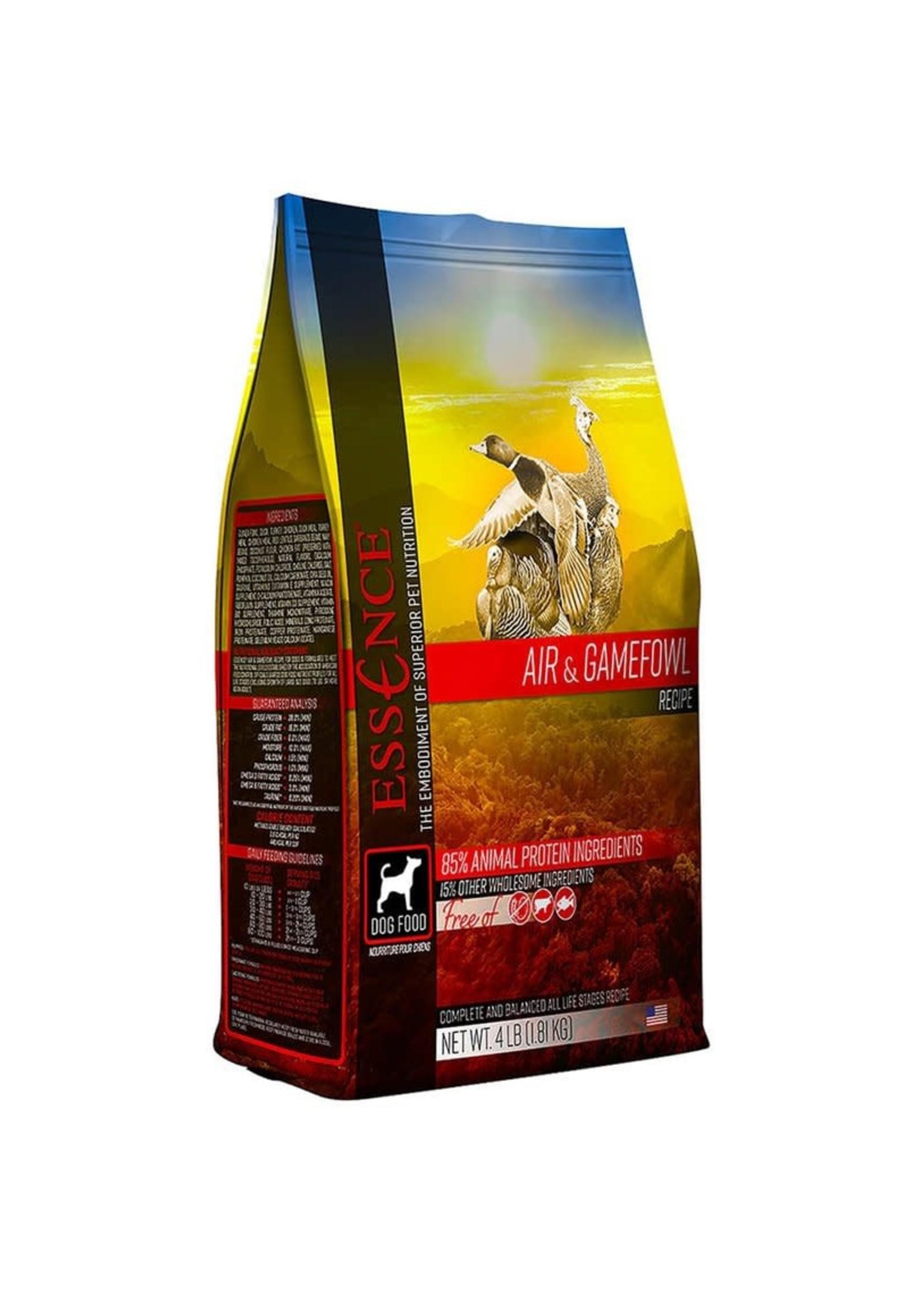 Essence Essence Air & Gamefowl Dog Recipe Dry Dog Food 4lbs