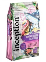 Inception Inception Cat Food Turkey with Herring Recipe Dry 4lbs