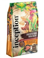 Inception Inception Dog Food Chicken with Pork Recipe Dry 4lbs